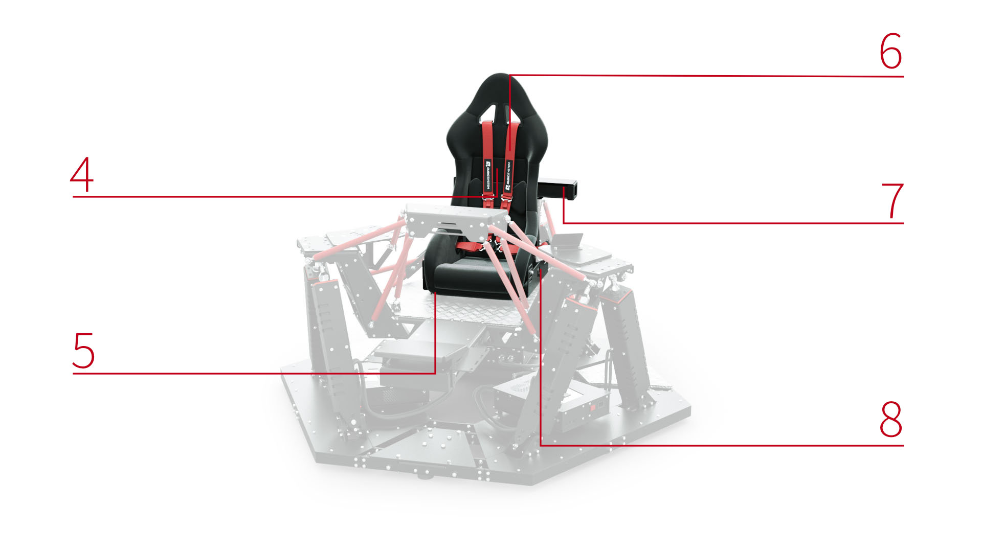 Motion Cockpit QS-S25