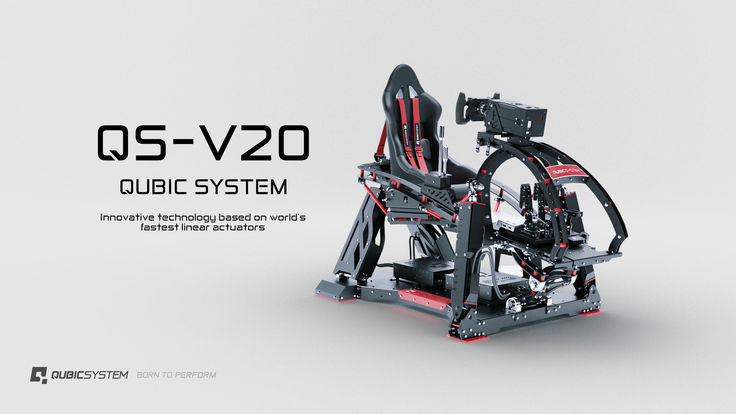 Qubic System QS-V20